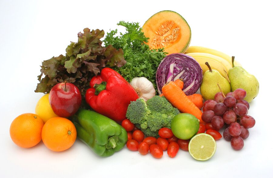 Caregiver in Goodyear AZ: National Fresh Fruit and Vegetables Month
