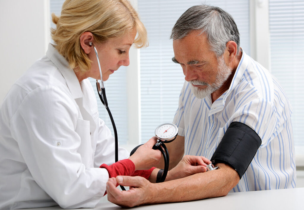 Caregiver in Surprise AZ: What Causes Hypertension?