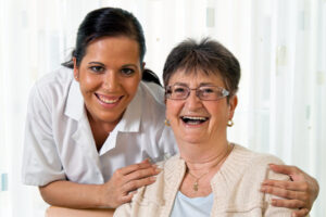 Caregiver in Wadell AZ: Time for Home Care