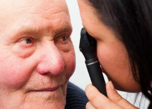 Home Health Care in Buckeye AZ: Eye Injuries