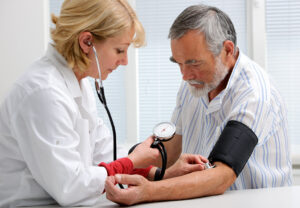 Home Care in Glendale AZ: High Blood Pressure and Covid-19