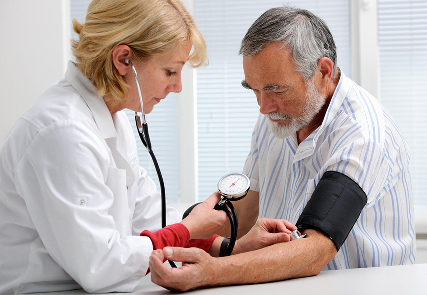 Home Care in Glendale AZ: High Blood Pressure and Covid-19