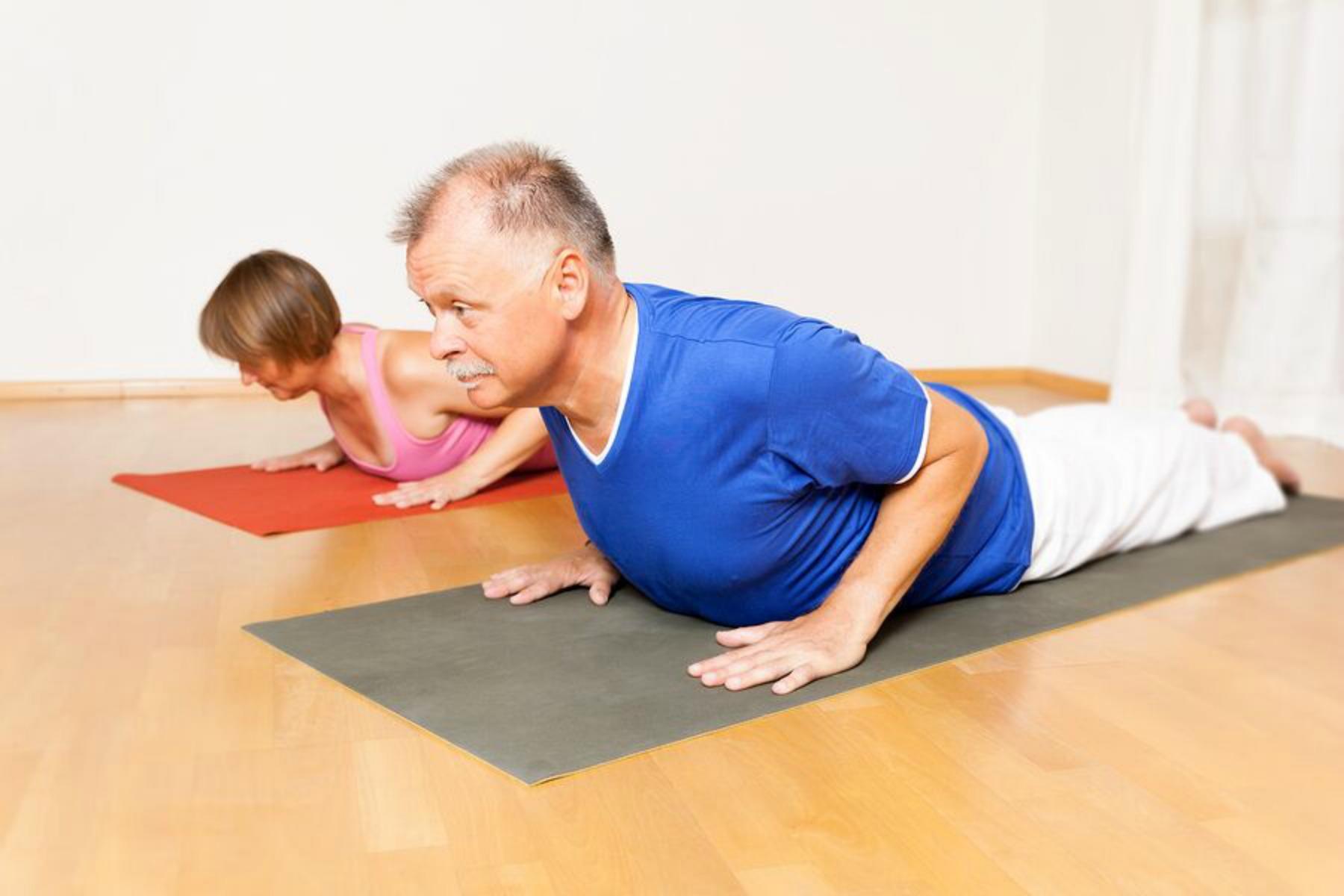 Home Care in Litchfield Park AZ: Six Exercise Programs