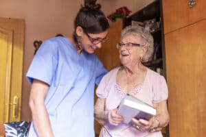 24-Hour Home Care: Caregiving